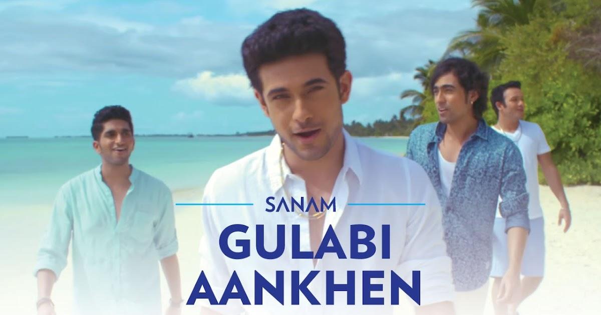 urdu songs lyrics and SMS: Gulabi Aankhen Lyrics