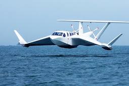 Berita Militer : Airfish 8. WiSE Terbaru dari Singapura yang Bisa Menjadi Wahana Angkutan Sipil Maupun Militer