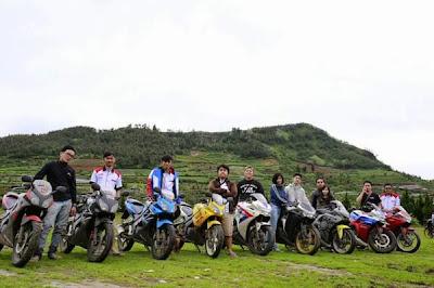 Touring HCI