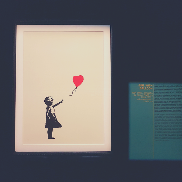 La mostra di Bansky a Firenze. Video