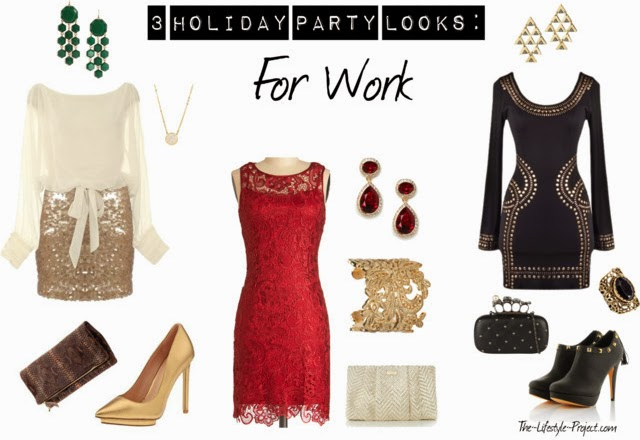 9 Holiday Party Looks