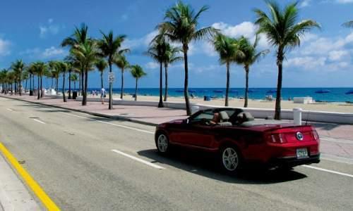 Passeio Ocean Drive em Miami