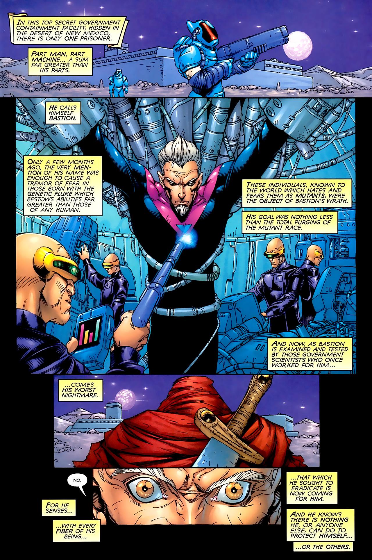 Read online Astonishing X-Men (1999) comic -  Issue #1 - 2