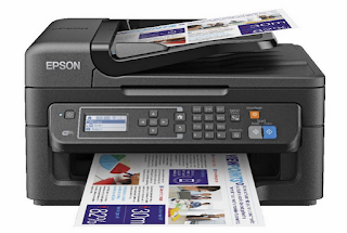 Driver Printer Epson WorkForce WF-2630 Download