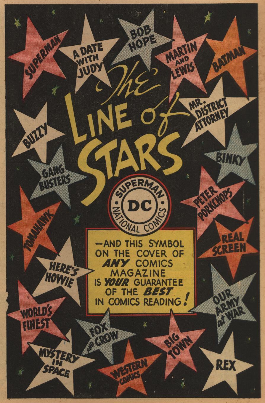 Detective Comics (1937) 195 Page 32
