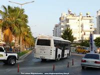 BMC Probus 215 SCB #25, Alanya Belediyesi Şehir Otobüsü
