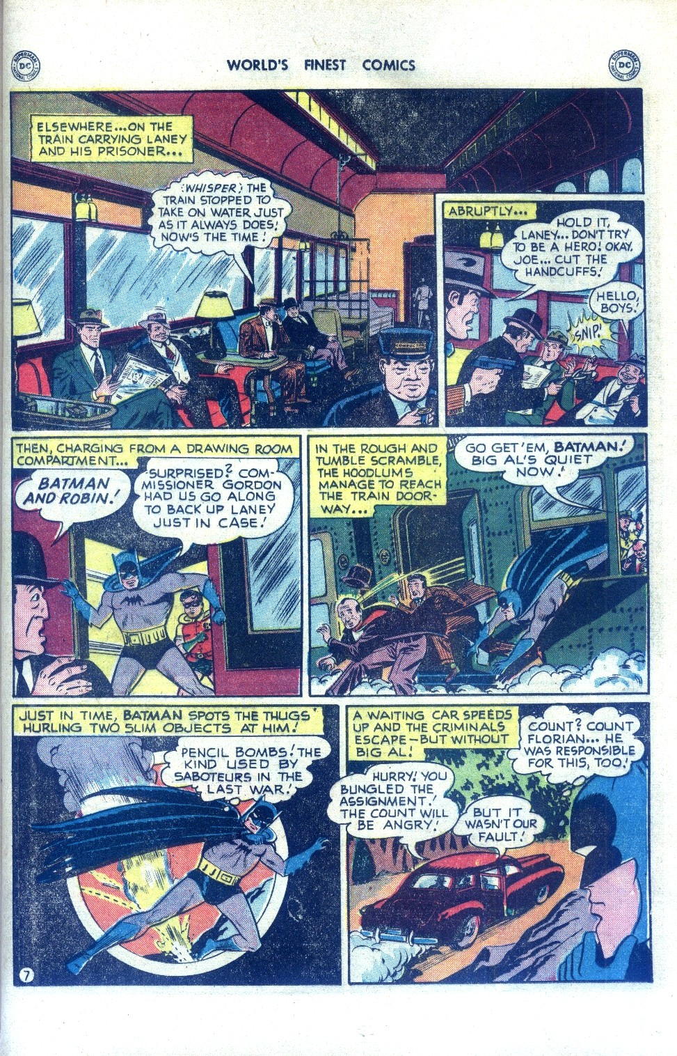 Read online World's Finest Comics comic -  Issue #43 - 67