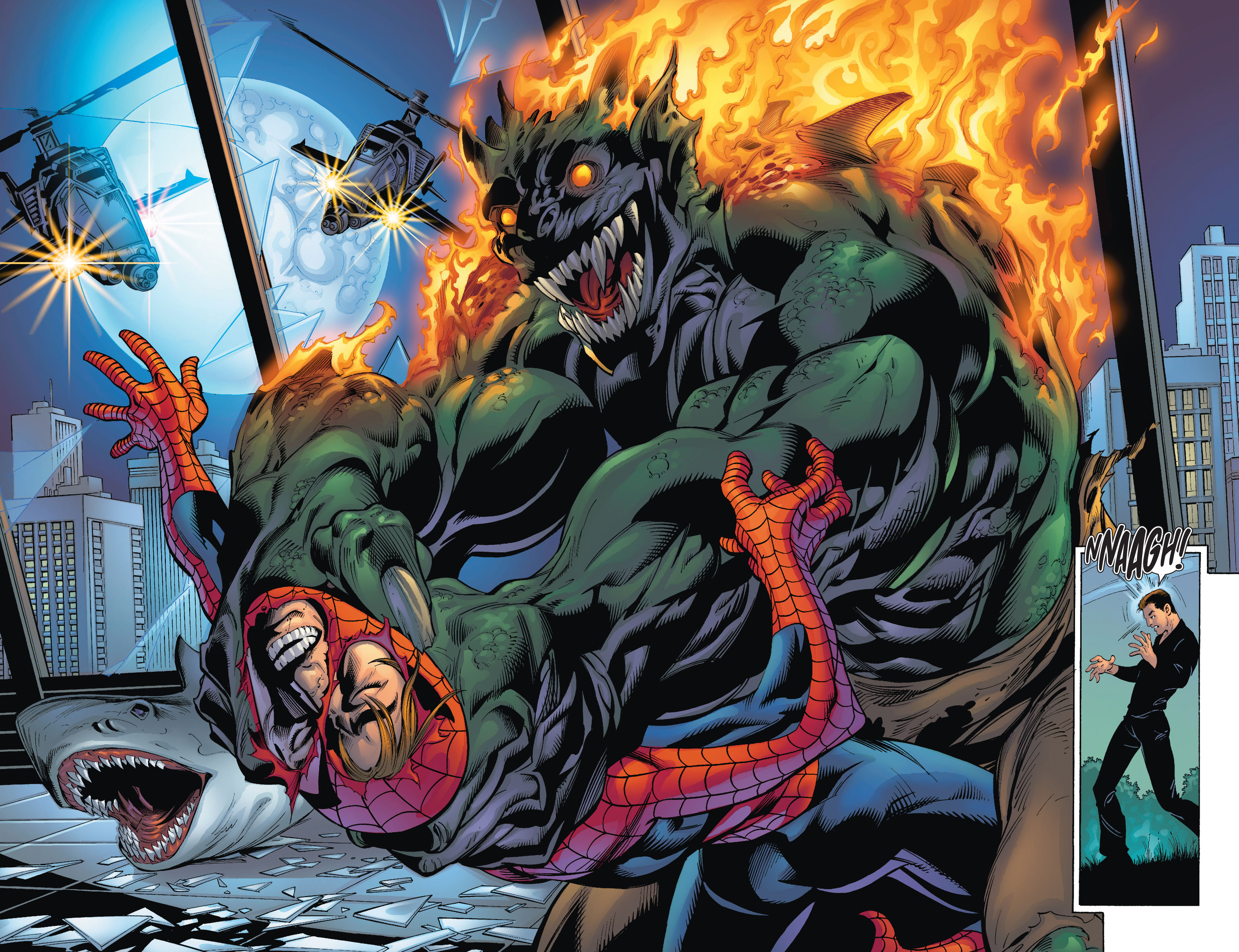Read online Ultimate Spider-Man (2000) comic -  Issue #73 - 17