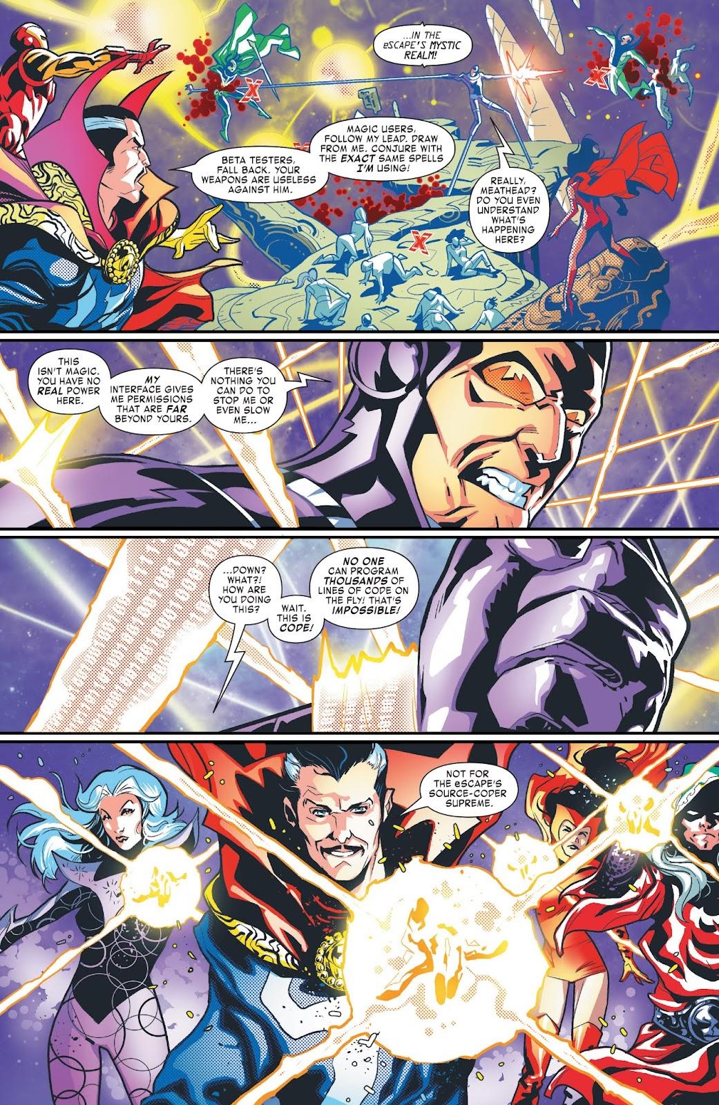 Read online Tony Stark: Iron Man comic -  Issue #3 - 16