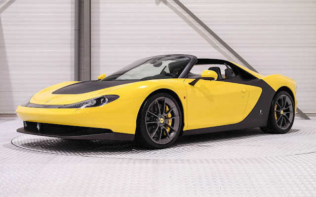 2015 Ferrari Sergio for sale at Carlink International for EUR 4,300,000 - #Ferrari #Sergio #supercar #tuning #forsale