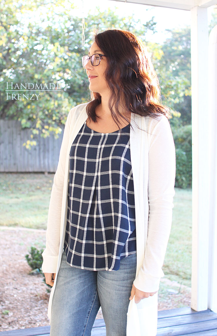 Blackwood Cardigan // Sewing For Women