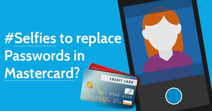 Let's Take a Selfie to Shop Online With MasterCard
