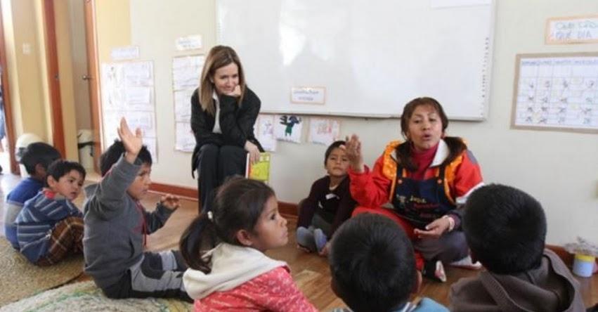 MINEDU invierte S/ 69 millones en construcción de 46 colegios de inicial en Huánuco - www.minedu.gob.pe