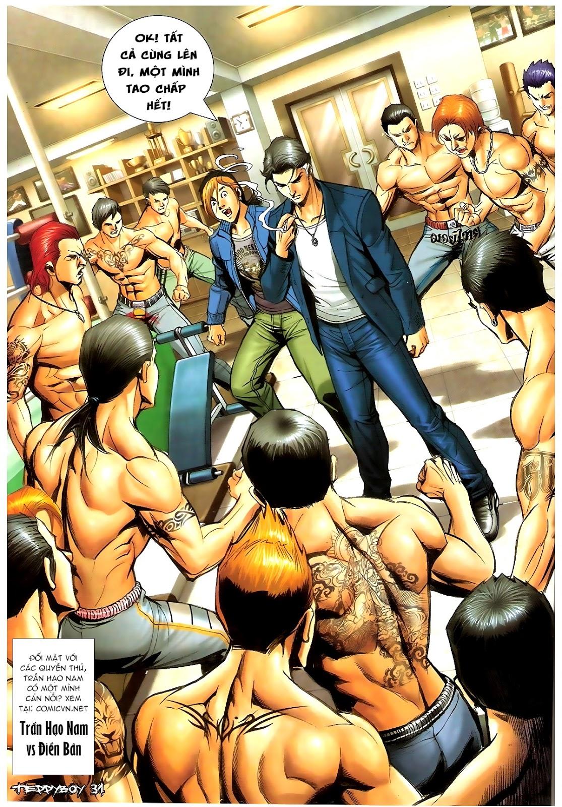 Người Trong Giang Hồ - Chapter 1386: Nam Ca ra mặt - Pic 28