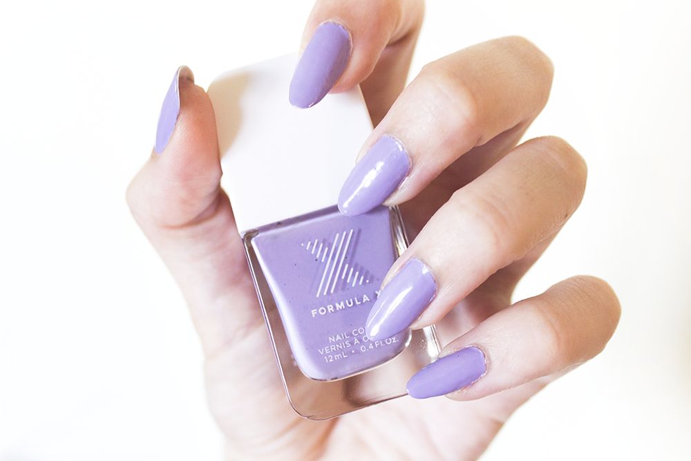 Nails of the month: Formula X Outrageous swatches and review