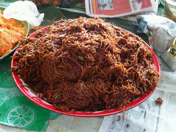 Mee Talam Aka Mee Boko Kelantan