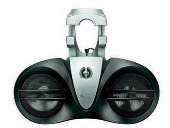 Infinity Wakeboard 6000m 150-Watt, High Performance Tower Speaker System with multi-mount bracket system