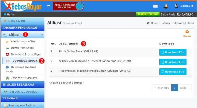 Download Gratis E-Book Panduan Bisnis | bebasbayar