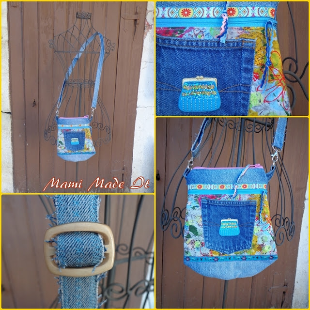 Jeans Tasche - Denim Bag