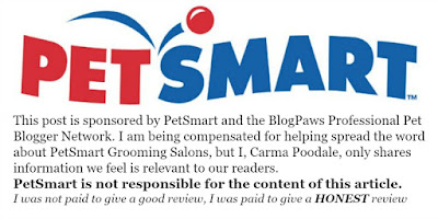 PetSmart Logo and Legal Wording