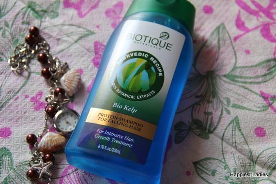 Biotique Bio Kelp Protein Shampoo