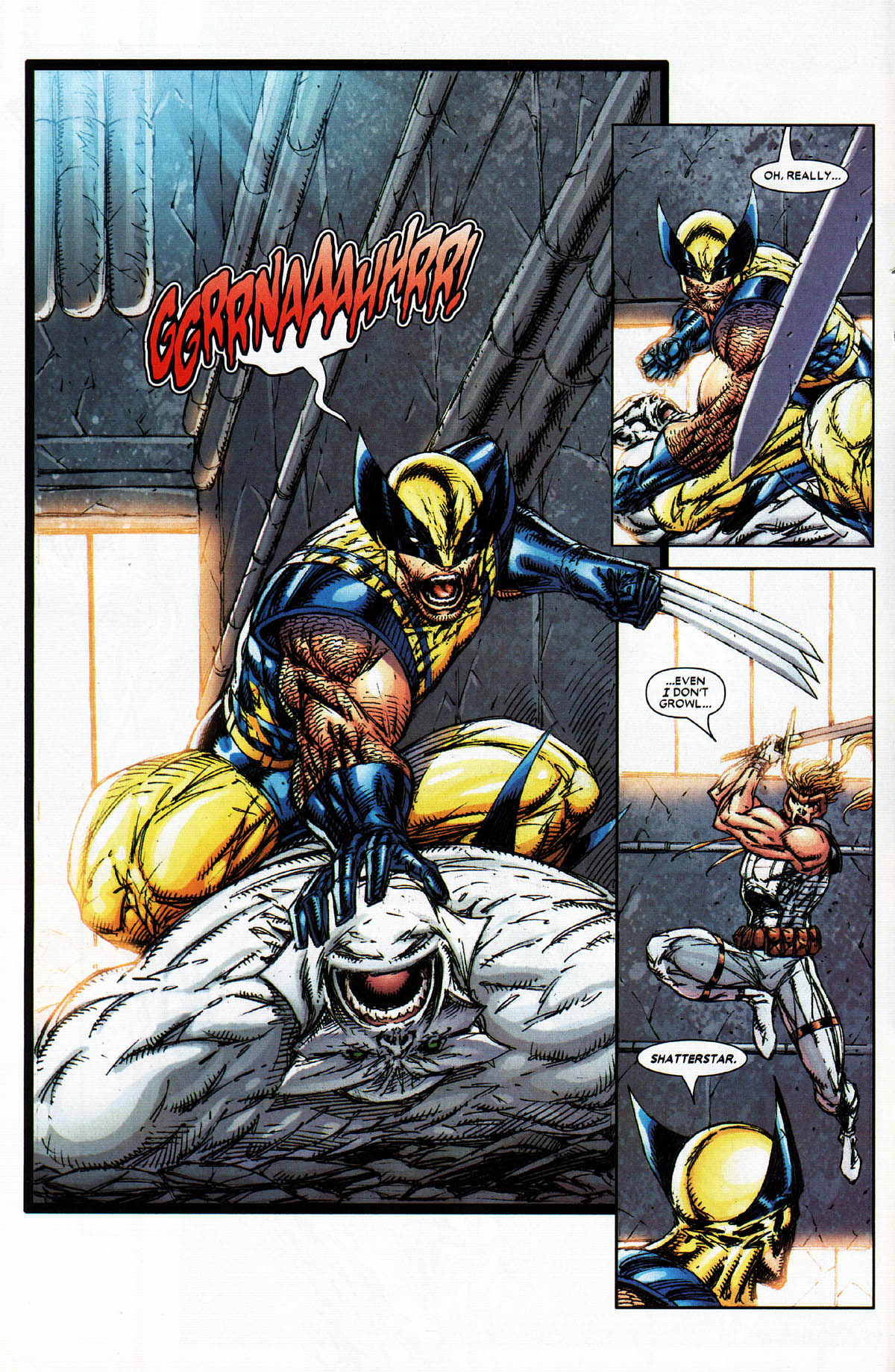 Read online X-Force (2004) comic -  Issue #4 - 13