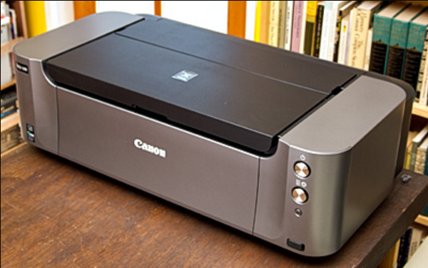 Canon Pixma Pro 100 Wireless Professional Inkjet Photo Printer