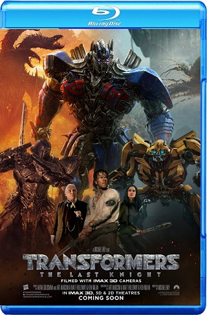 Transformers The Last Knight 2017 HDRip 720p