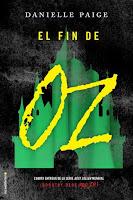 El fin de Oz 4, Danielle Paige