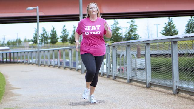 Trik Bikin Langsing Anak Obesitas