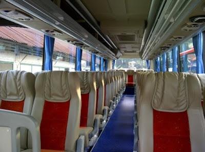 interior sewa bus depok