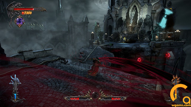 Download game Castlevania Lords of Shadow 2 Down Lund
