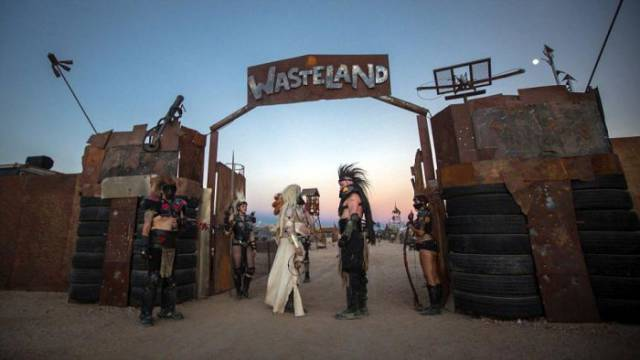 If You Want To Experience Mad Max Universe Then You Should Visit Wasteland Weekend (18 pics)