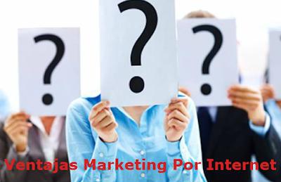 El Marketing Online y Sus Ventajas