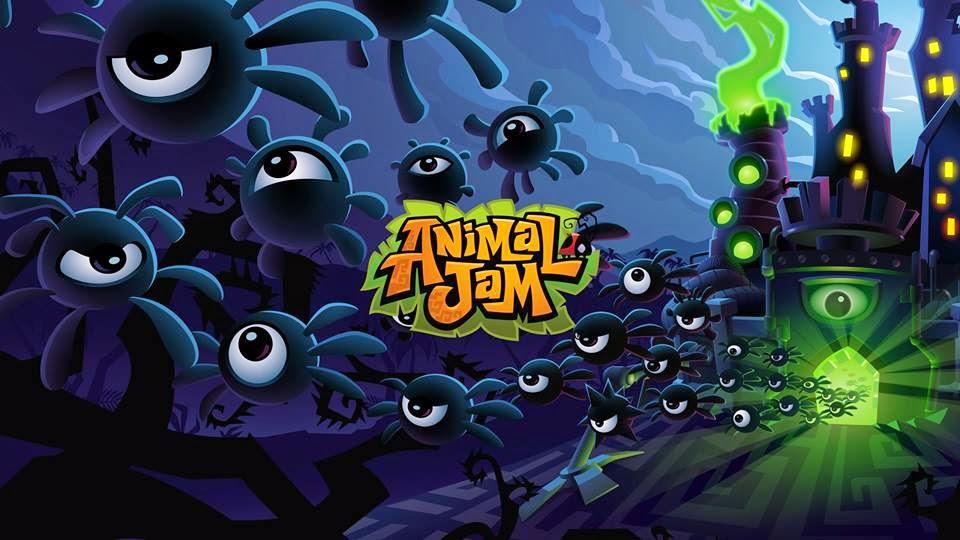 Animal Jam Spirit Blog Eyeball Antenna Spooky Jack O