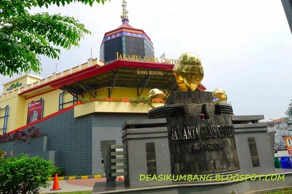 Wisata di Rawa Bening Jakarta, Pusat Batu Cincin Terbesar Indonesia