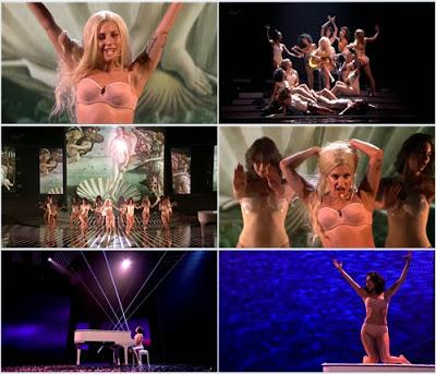 Lady Gaga Venus & Do What U Want (Live @ The X Factor UK) 2013 HD 1080p Music video Free Download