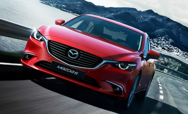 2019 Mazda6 Redesign 2018car Co