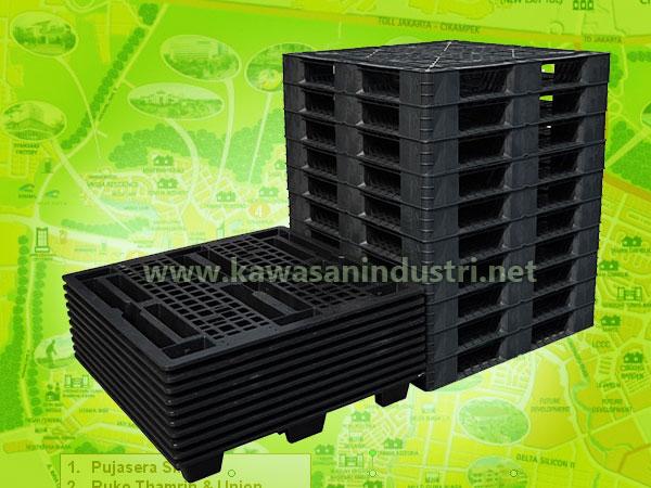 Mengenal Pallet Plastik Cargo | Cargo Pallet Plastik