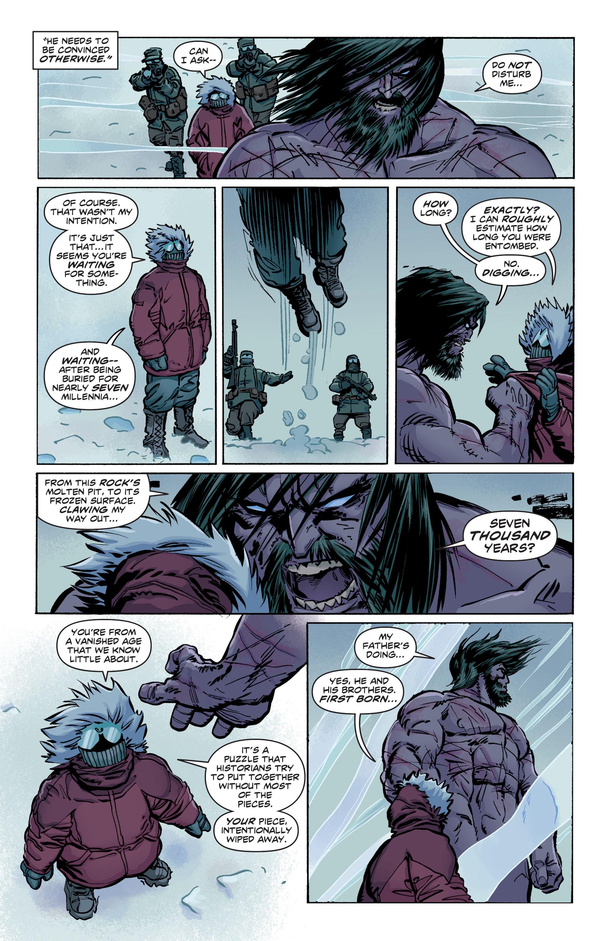 Read online Wonder Woman (2011) comic -  Issue #14 - 3