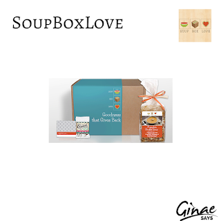 SoupBoxLove for National Soup Month