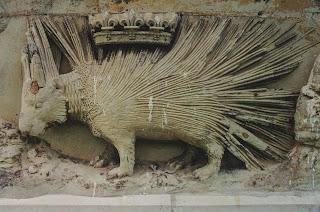 Restauration des sculptures du château de Troussay
