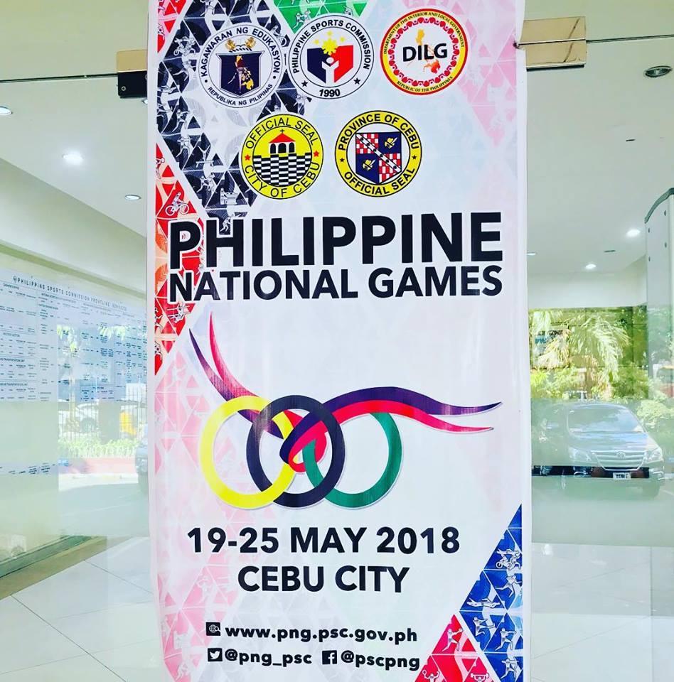 Philippine Blitz Chess Arena: 2018 PHILIPPINE NATIONAL GAMES ...