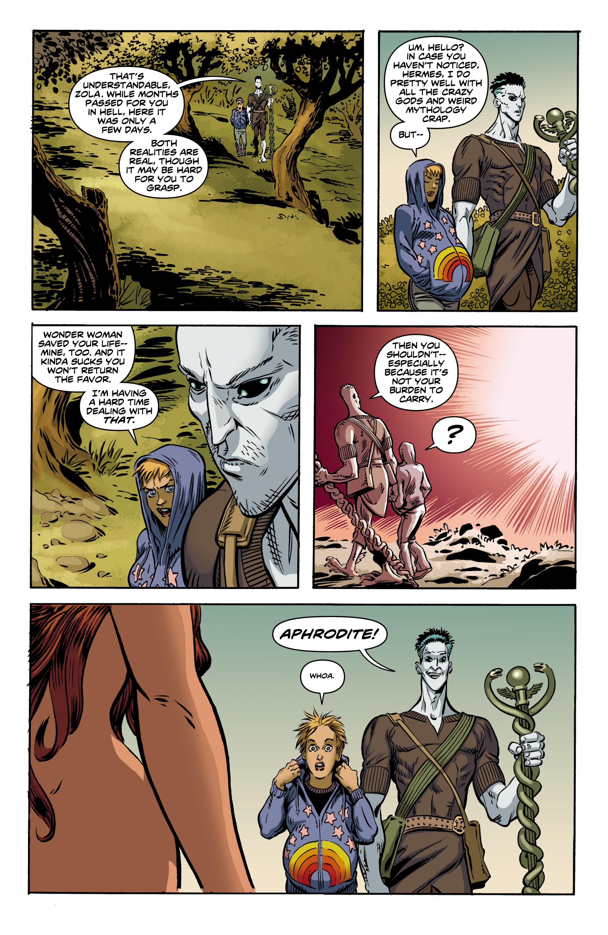 Read online Wonder Woman (2011) comic -  Issue #9 - 10