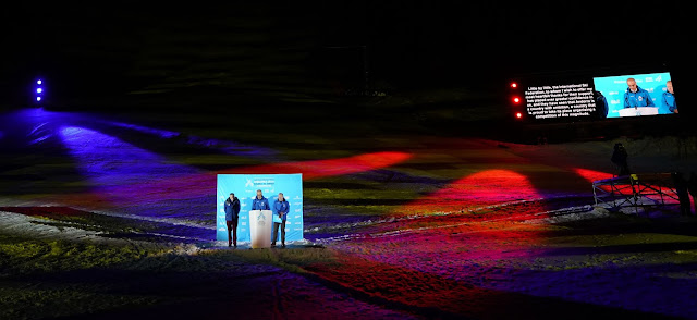 Soldeu El Tarter 2019 Alpine Skiing World Cup Finals. Opening Ceremony