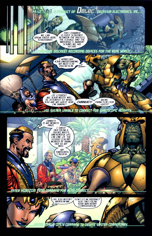 Read online Sigil (2000) comic -  Issue #10 - 3