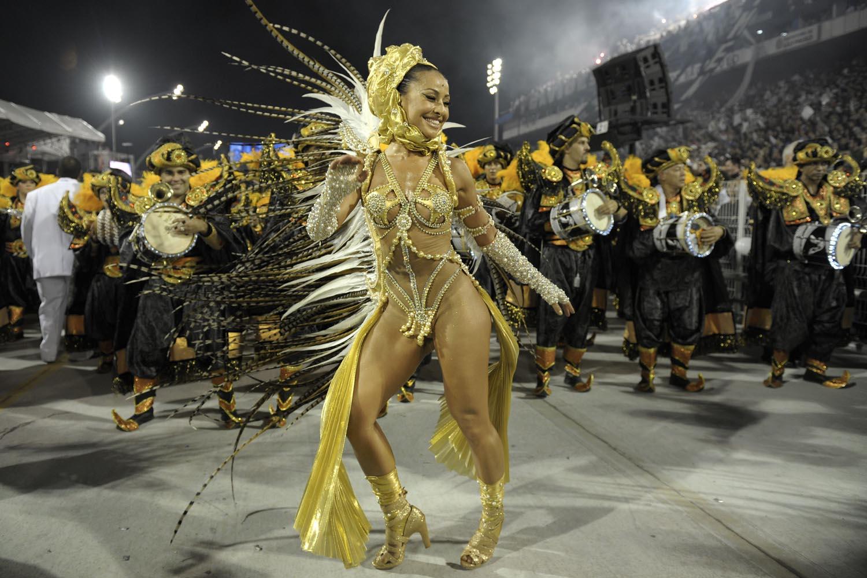 Танец попка бразильский