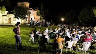 45ο ΦΕΣΤΙΒΑΛ ΟΛΥΜΠΟΥ  Συναυλία στον Βυζαντινό Ναό της Παναγίας Κονταριώτισσας  Παραδοσιακή μουσική στη σύγχρονη ποίηση