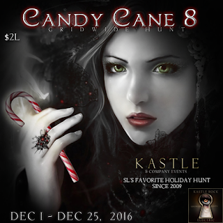 Candy Cane 8 Hunt