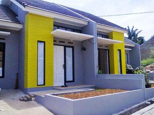 warna kombinasi cat dinding rumah minimalis